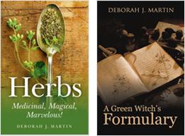 Master Herbalist & Author Deborah J Martin