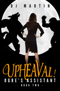 Upheaval! Cover